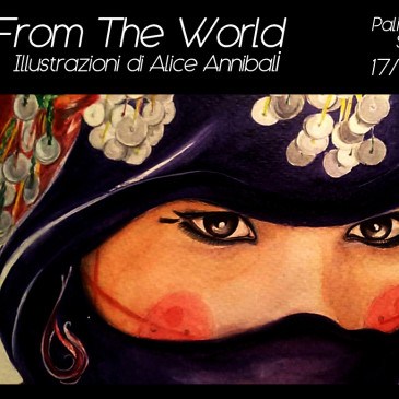 Eyes from the world. Sguardi dal mondo – Alice Annibali
