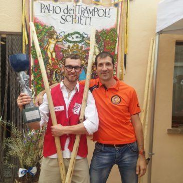 Vince Pigliacelli (rione Lago). Spettacolare la finale!!!